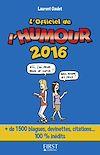 Télécharger le livre :  Officiel de l'humour 2016