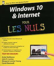 Téléchargez le livre :  Windows 10 & Internet pour les Nuls