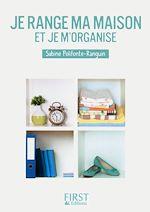 Download this eBook Petit livre de - Je range ma maison et je m'organise