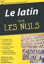 Download this eBook Le Latin pour les Nuls, édition poche