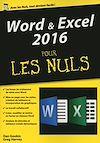 Télécharger le livre :  Word & Excel 2016, mégapoche pour les Nuls