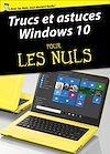 Télécharger le livre :  Trucs et astuces Windows 10 Pour les Nuls