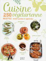 Download this eBook Cuisine végétarienne, 250 recettes testées, goûtées et appreciées