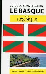 Download this eBook Le basque - Guide de conversation pour les Nuls, 2e