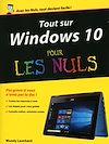 Télécharger le livre :  Tout sur Windows 10 pour les Nuls