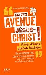 Download this eBook En 753 avenue Jésus-Christ !