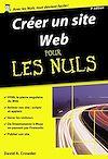 Télécharger le livre :  Créer un Site Web pour les Nuls poche, 9e