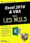 Télécharger le livre :  Excel 2016 et VBA pour les Nuls mégapoche
