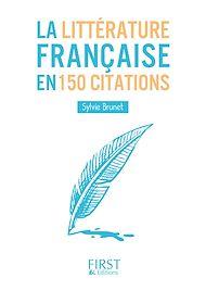 Téléchargez le livre :  Petit livre de - La littérature française en 150 citations