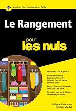 Download this eBook Le rangement pour les Nuls poche