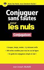 Download this eBook Conjuguer sans fautes pour les Nuls
