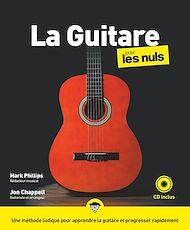 Téléchargez le livre :  La guitare pour les nuls, 3e éd.