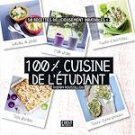 Download this eBook 100% cuisine de l'étudiant