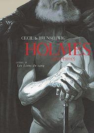 Téléchargez le livre :  Holmes (Tome 2) - Les Liens du sang