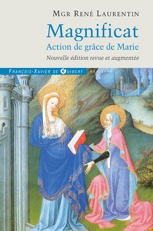 Magnificat, ACTION DE GRÂCE DE MARIE