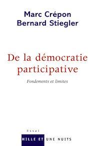 Téléchargez le livre :  De la démocratie participative