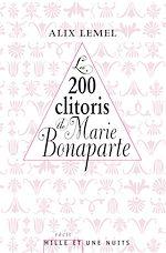 Téléchargez le livre :  Les 200 clitoris de Marie Bonaparte