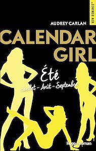 Téléchargez le livre :  Calendar girls - Eté (juillet-août-septembre)