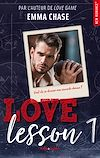 Télécharger le livre :  Love Lesson - tome 1