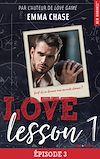 Télécharger le livre :  Love Lesson - tome 1 épisode 3