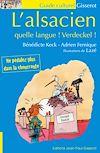 Télécharger le livre :  L'Alsacien quelle langue, Verdeckel