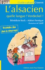 Download this eBook L'Alsacien quelle langue, Verdeckel