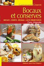 Download this eBook Bocaux et conserves