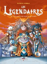 Téléchargez le livre :  Les Légendaires T16