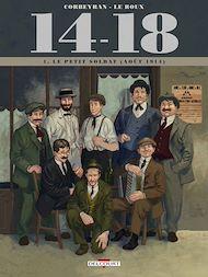 Téléchargez le livre :  14 - 18 T01