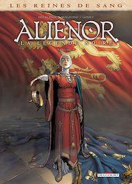 Téléchargez le livre :  Les Reines de sang - Aliénor, la Légende noire T04