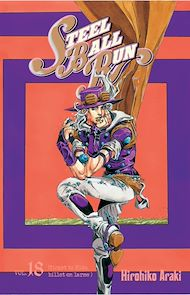 Téléchargez le livre :  Jojo's - Steel Ball Run T18