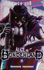 Téléchargez le livre :  Alice in Borderland T11
