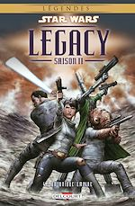 Téléchargez le livre :  Star Wars - Legacy Saison II T04