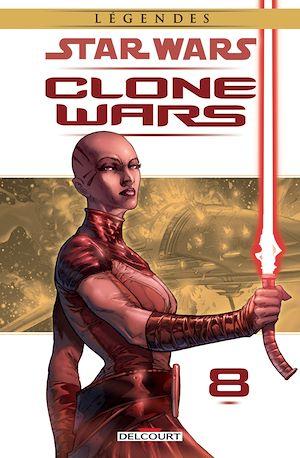 Téléchargez le livre :  Star Wars - Clone Wars T08