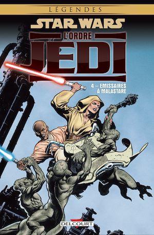 Téléchargez le livre :  Star Wars - L'Ordre Jedi T04