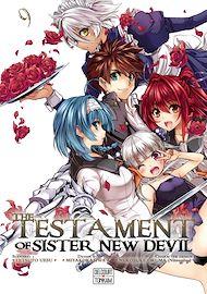Téléchargez le livre :  The Testament of sister new devil T09