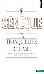 Download this eBook La Tranquillité de l'âme (inédit)