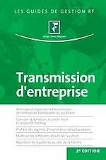 Download this eBook Transmission d'entreprise - 3e édition