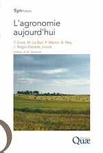 Download this eBook L'agronomie aujourd'hui