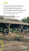 Télécharger le livre : Traitement des effluents d'élevage des petites et moyennes exploitations