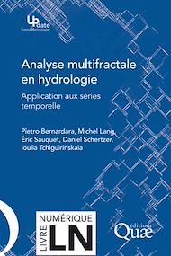 Téléchargez le livre :  Analyse multifractale en hydrologie