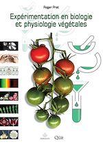 Download this eBook Expérimentation en biologie et physiologie végétales
