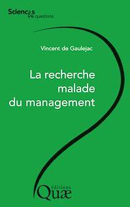 Téléchargez le livre :  La recherche malade du management