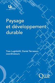Téléchargez le livre :  Paysage et développement durable
