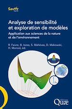 Téléchargez le livre :  Analyse de sensibilité et exploration de modèles