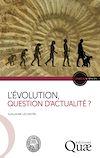 Télécharger le livre :  L'évolution, question d'actualité ?