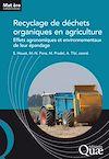 Télécharger le livre :  Recyclage de déchets organiques en agriculture