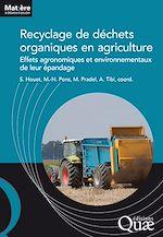 Téléchargez le livre :  Recyclage de déchets organiques en agriculture