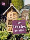 Télécharger le livre :  Des insectes en ville