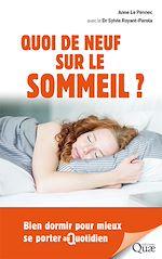 Download this eBook Quoi de neuf sur le sommeil ?
